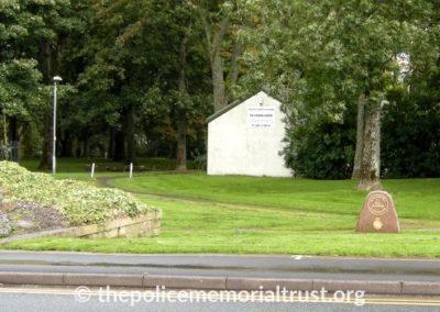 PC William Barker Memorial 3