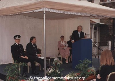 Sergeant Alan King Unveiling Photos 1