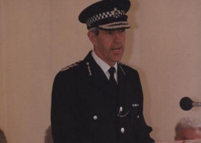 Sergeant Alan King Unveiling Photos 9