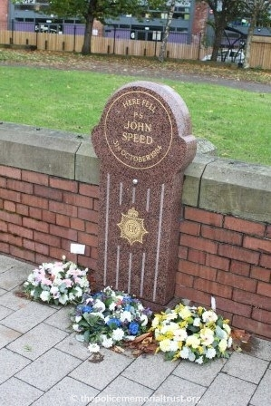 Sergeant John Speed Memorial Photos 2