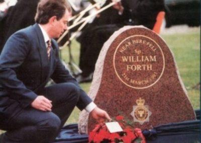 Sergeant William Forth Unveiling Photos 3