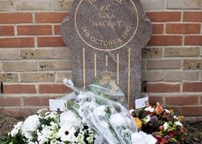 WPC Nina Mackay Memorial 3