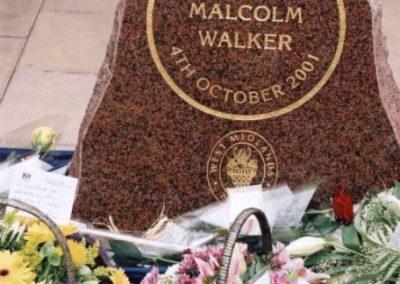 PC Malcolm Walker Unveiling Photos 3 1