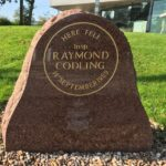 Inspector Raymond Codling Memorial Stone
