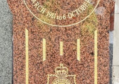 PC Keith Blakelock Memorial Stone 2