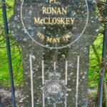 PC Ronan McCloskey Memorial Stone