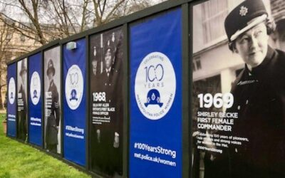 The Police Memorial Trust help celebrate '100 years of Women in British Policing'