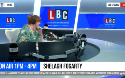 LBC Radio Interview with Trustee Mr Steve Lloyd